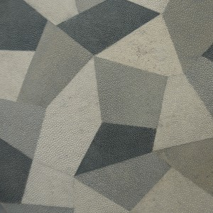 TESSELATED SHAGREEN
