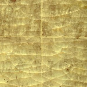 Distressed-gold-leaf